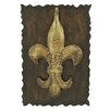 <strong>Aspire</strong> Fleur De Lis Addison Wall Decor