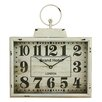Aspire Darcy Rectangular Wall Clock