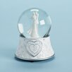 <strong>Roman, Inc.</strong> Wedding Glitterdome Figurine