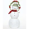 Roman, Inc. Musical Large Snowman with Key Figurine