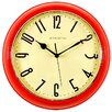 "Ashton Sutton Retrospective 10"" Wall Clock"