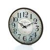 """<strong>Classic 16"""" Colorado Wall Clock</strong> by Ashton Sutton"""