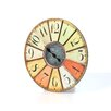 "Ashton Sutton Oversized 24"" Large Wall Clock"