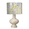 """Jamie Young Company Saint Croix 28.5"""" H Table Lamp With Drum Shade"""