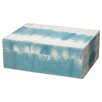 Jamie Young Company Tie Dye Storage Box