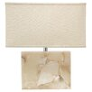 """Jamie Young Company Borealis 24"""" H Table Lamp with Square Shade"""