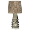"Jamie Young Company Ribbon 26"" H Table Lamp with Tall Cone Shade"
