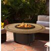 California Outdoor Concepts Carmel Chat Height Fire Pit