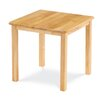 "Virco Children's Hardwood Table with 22"" Legs (24"" x 24"")"