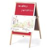<strong>Magnetic Flannel Easel</strong> by Virco