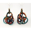<strong>Interlocking Rings Earrings</strong> by Green Tree Jewelry