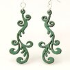 <strong>Hollander Earrings</strong> by Green Tree Jewelry