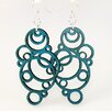 Green Tree Jewelry Bubbles Earrings
