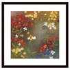 <strong>Barewalls</strong> Gardens in The Mist IV by Aleah Koury Framed Painting Print