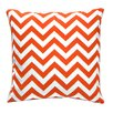 <strong>Zig Zag Polyester Pillow</strong> by Elisabeth Michael
