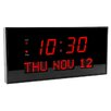 <strong>Super Large LED Digital Calendar Clock</strong> by Big Time Clocks