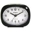 <strong>Geneva Clock</strong> Quartz Elgin Alarm Clock