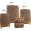 Anne Klein Kyoto 4 Piece Luggage Set