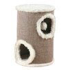 "<strong>18"" Edoardo 2-Story Cat Condo</strong> by Trixie Pet Products"