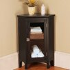 "Elegant Home Fashions Madison Avenue Dark 22.88"" x 32"" Corner Free Standing Cabinet"