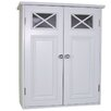 <strong>Dawson Two Door Wall Cabinet</strong> by Elegant Home Fashions