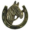 BRASS Accents Horse Door Knocker