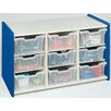 TotMate 1000 Series Toddler Big Bin Storage
