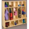 TotMate 2000 Series 5 Cubbie Floor Locker