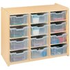 TotMate 2000 Series Preschooler Big Bin Storage