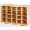 TotMate 2000 Series Divided Storage