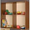 TotMate Vos System Divided Wall Storage with Door