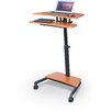 Balt Up-Rite Workstation with Sit/Stand Desk
