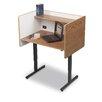 Balt Laminate Study Carrel Desk