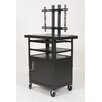 <strong>Height Adjustable Flat Panel TV Cart</strong> by Balt
