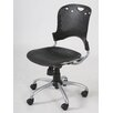 <strong>Circulation Mid-Back Task Chair with Arms</strong> by Balt