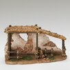 Fontanini Animal Corral for Nativity Figurine