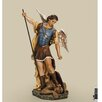 <strong>Joseph's Studio</strong> Saint Michael Scale Figurine