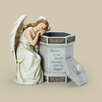 Joseph's Studio Angel Memorial Box Figurine