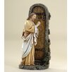 <strong>Joseph's Studio</strong> Jesus Knocking at Door Figurine