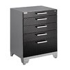 "NewAge Products Performance Plus Diamond Series  36.75"" H x 28"" W x 22"" D 5 Drawer Base Cabinet"
