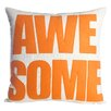 Alexandra Ferguson Awesome Decorative Throw Pillow