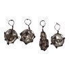 Barreveld International Mini 4 Piece Ornament Set