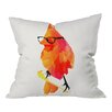 DENY Designs Robert Farkas Woven Polyester Throw Pillow