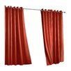 Commonwealth Home Fashions Outdoor Décor Gazebo Outdoor Solid Grommet Top Curtain Panel