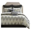 Madison Park Paxton 12 Piece Comforter Set