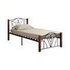 Williams Import Co. Avanti Metal Bed