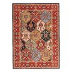 Andover Mills Wythe Red Area Rug