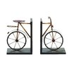 Woodland Imports Bicycle Book End (Set of 2)