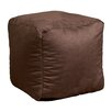 Home Loft Concept Whitney Bean Bag Cube Ottoman