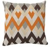 Kosas Home Global Bazaar Bijou Echo Linen Throw Pillow